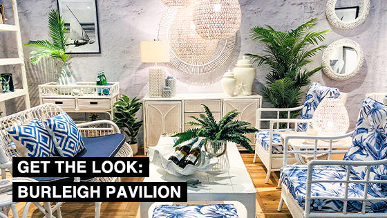 Get the look: Burleigh Pavilion