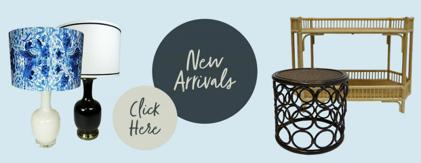 New arrivals! Furniture and decor wholesale Australia