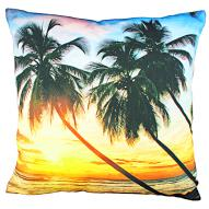 Tahitian Sunset Cushion 45cm