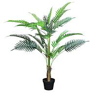 Acrea Palm with Pot 120cmH