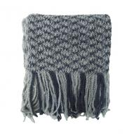 Knit Throw
