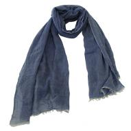 Scarf Cotton Solid Print