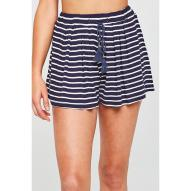 Riana Loose Fit Stripe Shorts