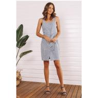 Aine Dress Button-Through Mini