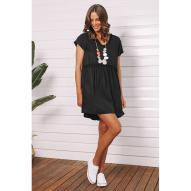 June Dress Smock w Frill