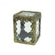 Filigree Trinket Box 10.5cmH