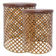 Cosala Side Tables Set of 2