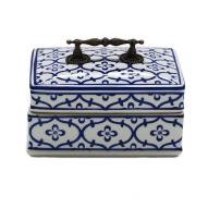 Hatton Trinket Box 17cmL