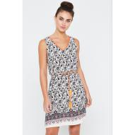 Raquel Dress Bud Print