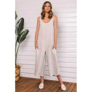 Taormina Jumpsuit with Pockets