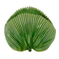 Fan Palm Vase Dry Flower