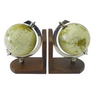 Global Book Ends Set 19cmH