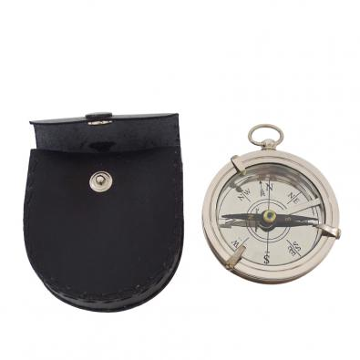 Cook Compass w Case 9cmDia