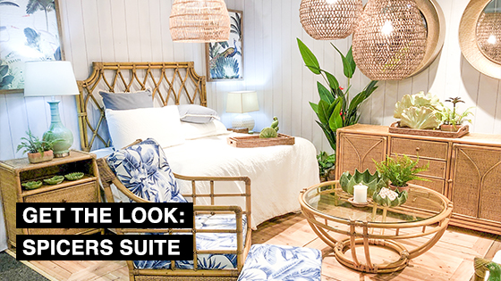 Get the look: Spicers Suite