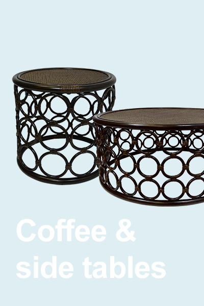 COFFEE & SIDE TABLES